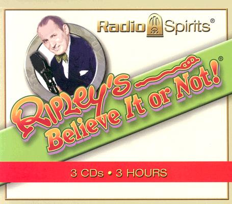 Ripley's Believe It or Not! Cover Image