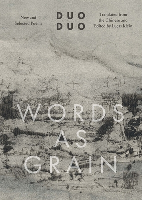 Cover for Words as Grain