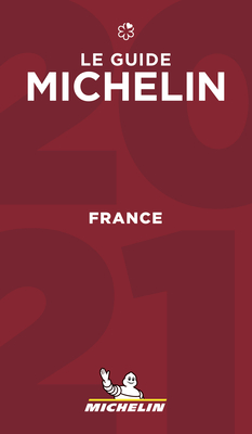 The Michelin Guide France 2021: Restaurants & Hotels Cover Image
