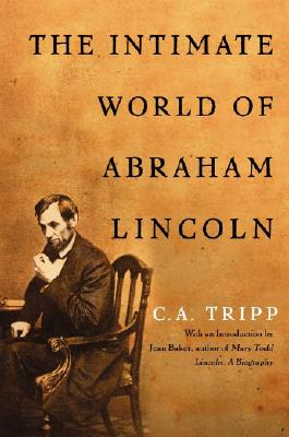 The Intimate World of Abraham Lincoln Cover