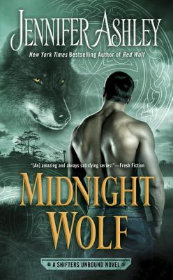 Midnight Wolf (A Shifters Unbound Novel #11) Cover Image