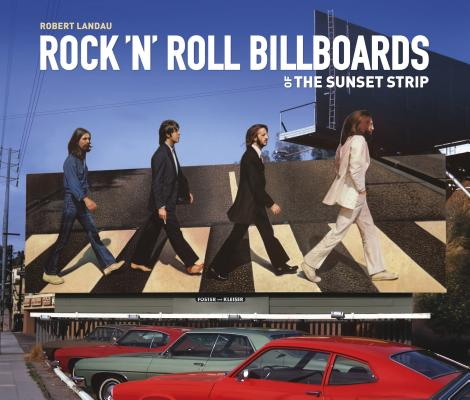 Rock 'n' Roll Billboards of the Sunset Strip Cover Image