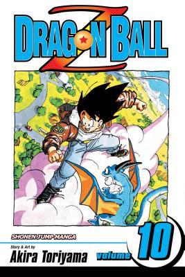 Dragon Ball Z, Vol. 10 cover image