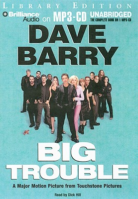 Cover for Big Trouble