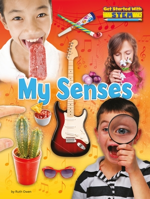 My Senses (Get Started with Stem) Cover Image