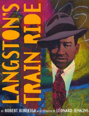 Langston's Train Ride Cover