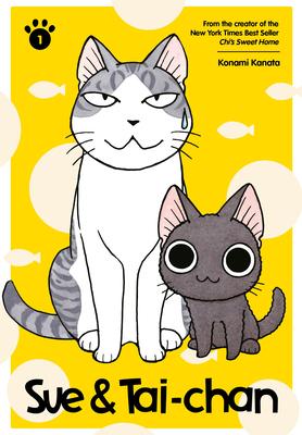 Cover for Sue & Tai-chan 1 (Sue & Tai Chan #1)
