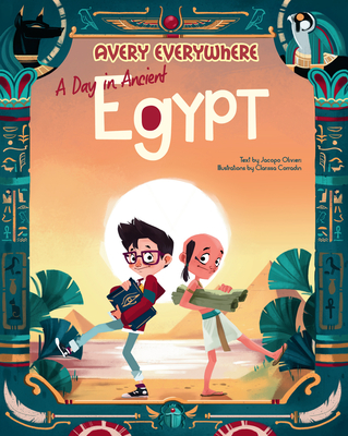 Cover for A Day in Ancient Egypt