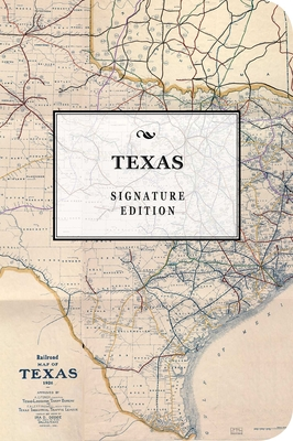 The Texas Signature Edition: Notebook (The Signature Notebook Series) Cover Image