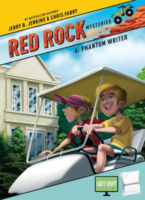 Phantom Writer (Red Rock Mysteries #6) Cover Image