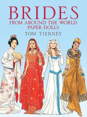 Brides from Around the World Paper Dolls (Dover Paper Dolls) Cover Image