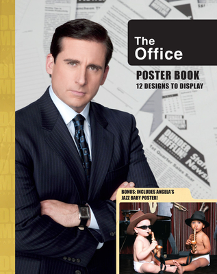 The Office Poster Book: 12 Designs to Display Cover Image