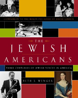 Cover for The Jewish Americans
