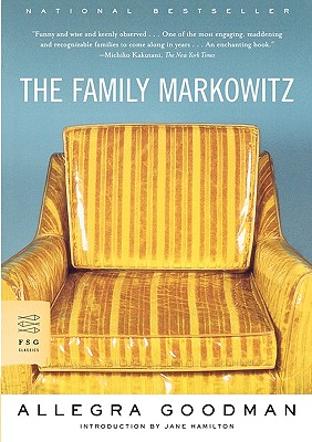 The Family Markowitz Cover