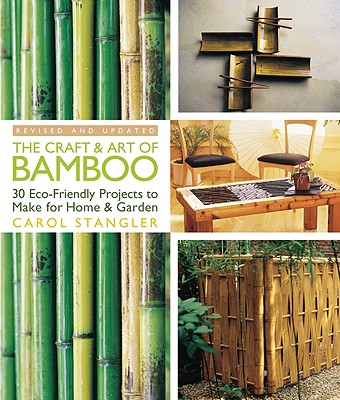 The Craft & Art of Bamboo, Revised & Updated Cover