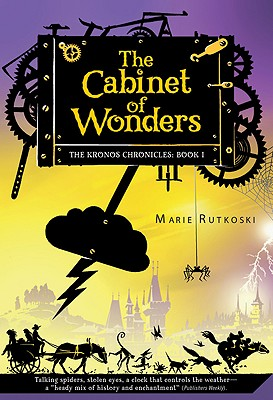 The Cabinet of Wonders Cover