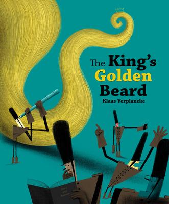 The King's Golden Beard Cover Image