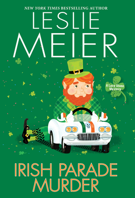 Irish Parade Murder (A Lucy Stone Mystery) Cover Image