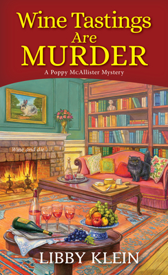 Wine Tastings Are Murder (A Poppy McAllister Mystery #5) Cover Image