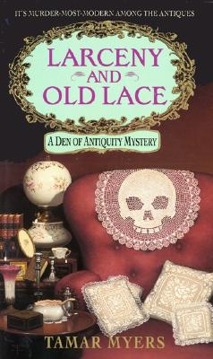 Larceny and Old Lace Cover