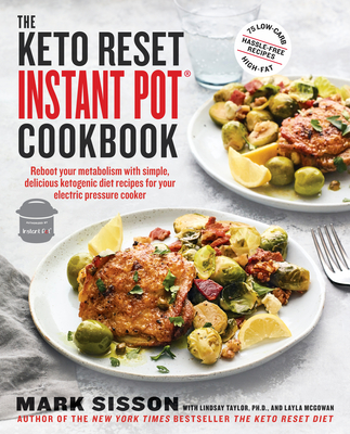 Cover for The Keto Reset Instant Pot Cookbook