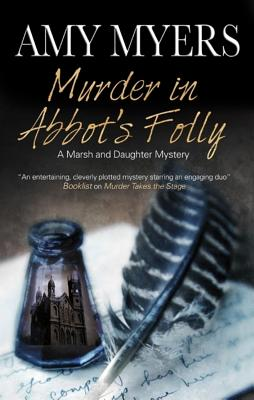 Murder in Abbot's Folly Cover