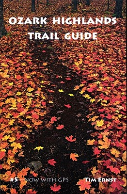 Ozark Highlands Trail Guide Cover Image