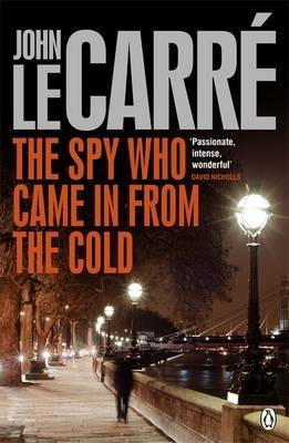 Cover for The Spy Who Came in from the Cold. John Le Carr