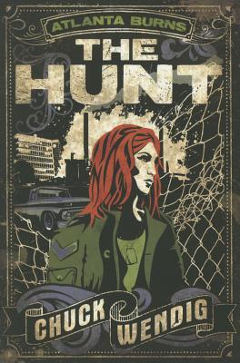 The Hunt (Atlanta Burns #2) Cover Image
