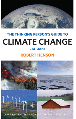 The Thinking Person's Guide to Climate Change: Second Edition Cover Image