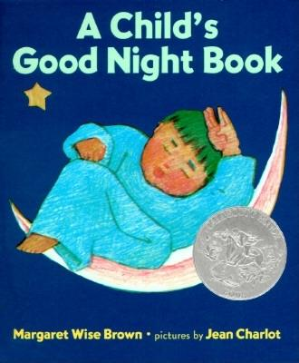 A Child's Good Night Book Board Book Cover