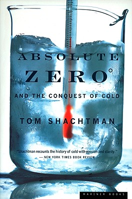 Absolute Zero and the Conquest of Cold Cover