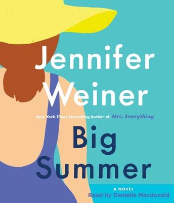 Big Summer: A Novel Cover Image