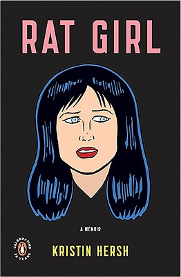 Rat Girl: A Memoir Cover Image