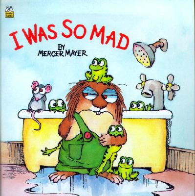 I Was So Mad Cover