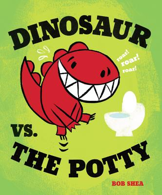 Dinosaur vs. the Potty Cover Image