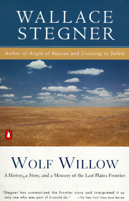 Wolf Willow Cover