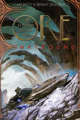 The Second Book of Ore Waybound (The Books of Ore) Cover Image