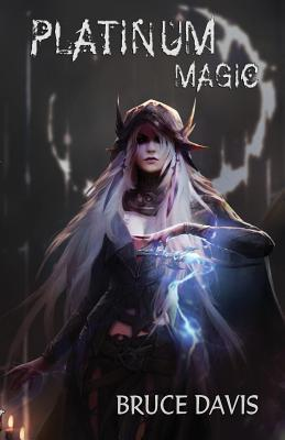 Cover for Platinum Magic (Magic Law #1)