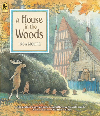A House in the Woods Cover Image