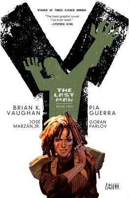 Y: The Last Man Book Two cover image