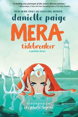Mera: Tidebreaker Cover Image