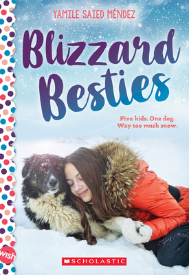 Blizzard Besties: A Wish Novel Cover Image