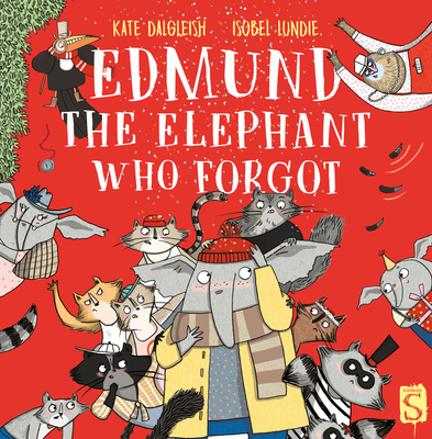 Edmund the Elephant Who Forgot Cover Image