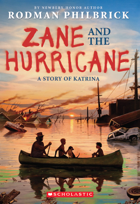 Zane and the Hurricane: A Story of Katrina Cover Image