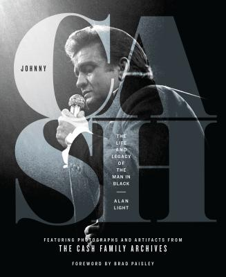 Johnny Cash: The Life and Legacy of the Man in Black Cover Image