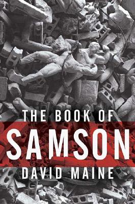 The Book of Samson Cover