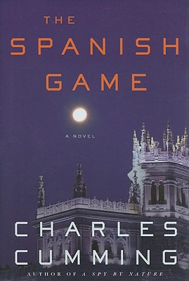 The Spanish Game Cover