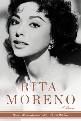 Rita Moreno Cover