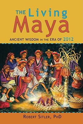 The Living Maya Cover